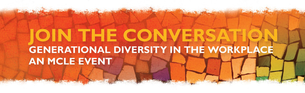 JOIN THE CONVERSATION GENERATIONAL DIVERSITY IN THE WORKPLACE
